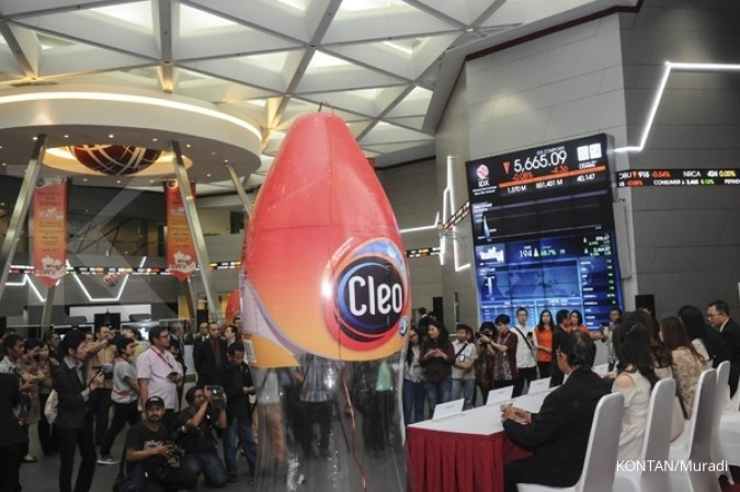 CLEO Sariguna Primatirta incar penjualan Rp 1 triliun