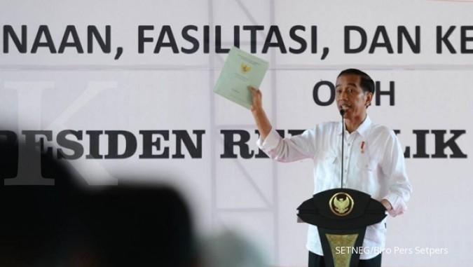 Mei, bulan sibuk luar biasa bagi Jokowi