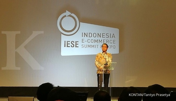 Pasar e-commerce Indonesia tumbuh 30%-50%