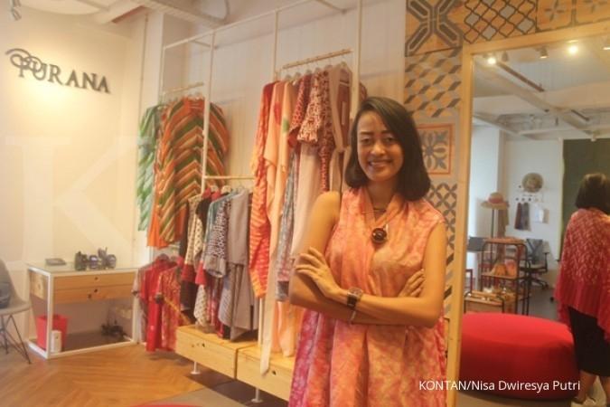 Mantan editor yang sukses berbisnis fesyen (2)