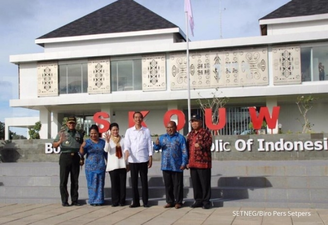 Jokowi tak ingin PLBN hanya simbol belaka