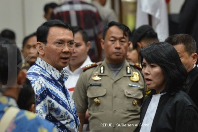 Ahok masuk daftar Top Global Thinkers 2017