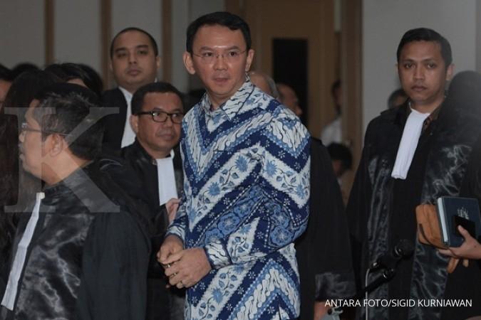Jakarta officials confirm Ahok returned Rp 1.2b