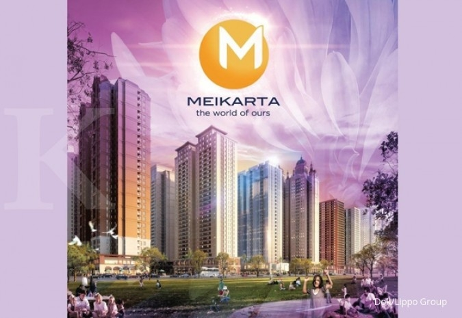 Meikarta, investasi terbesar Lippo Group