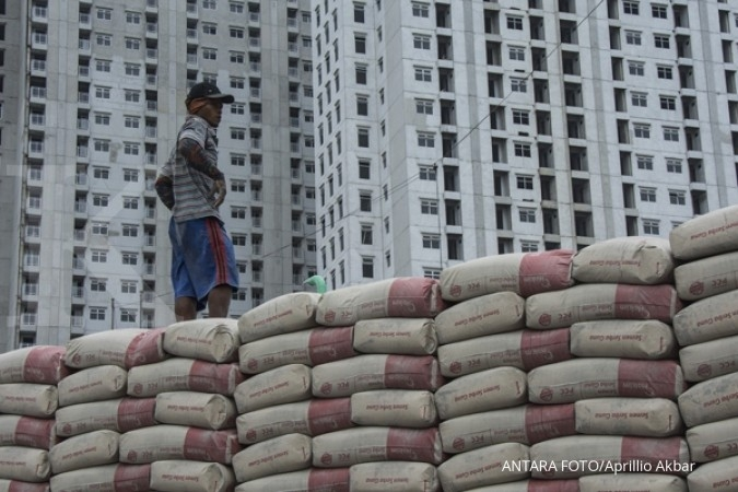 SMCB Holcim Indonesia (SMCB) berencana naikan harga jual produk sebesar 6%