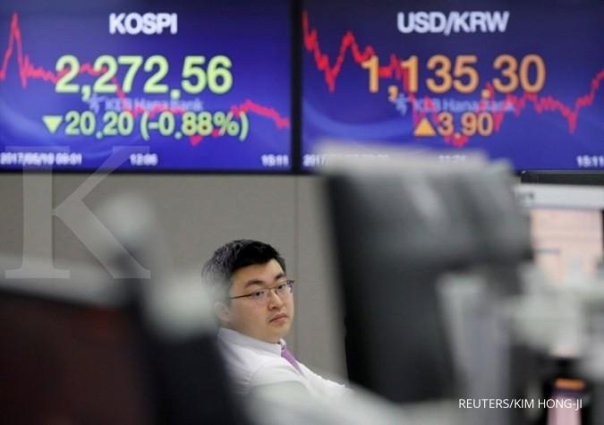 Bursa Asia mengekor kekhawatiran pasar AS