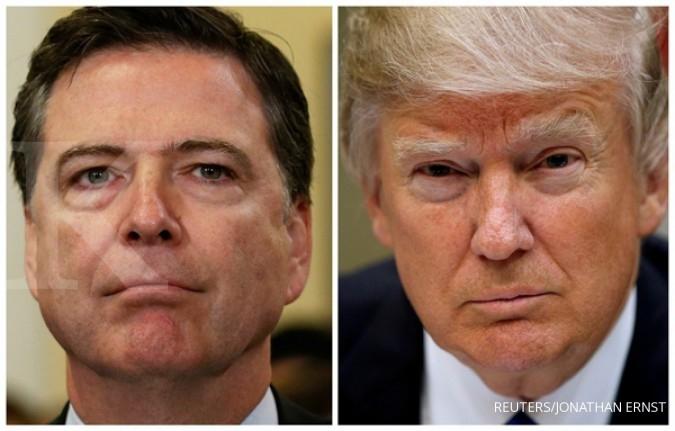 Kongres bereaksi keras pada memo intervensi Trump