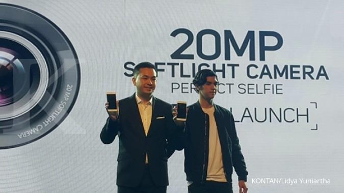 Smartphone China rebut pangsa pasar di Indonesia