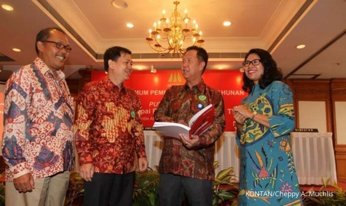 Marein akan rights issue Rp 466 miliar *)