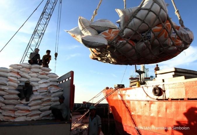 Tidak mudah bagi Bulog menyerap 850.000 ton