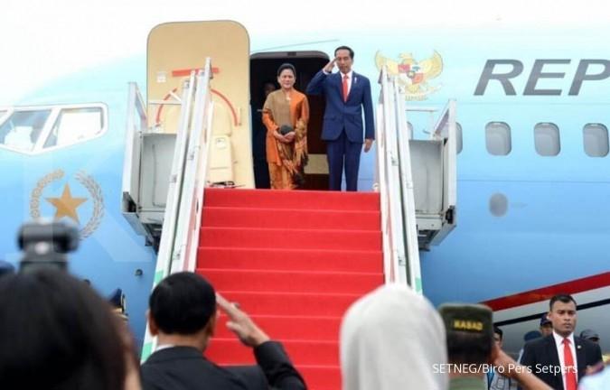 Jokowi hadiri KTT OBOR dan kunjungi masjid tertua