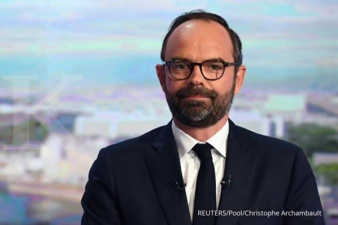 Macron tunjuk Edouard Philippe jadi PM Prancis