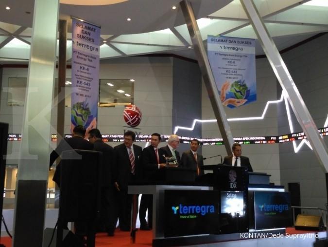 Terregra Asia Energy genjot pengembangan pembangkit energi baru terbarukan