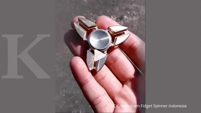 Memutar peluang mainan fidget spinner (2)