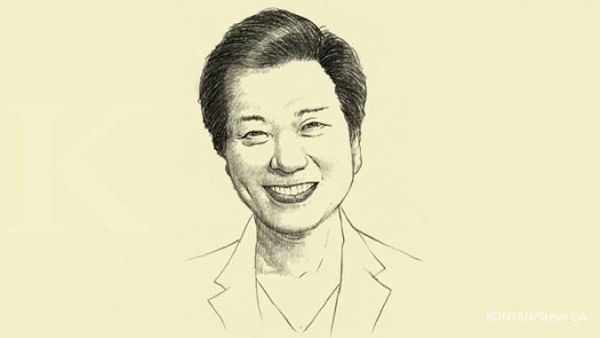 Miliarder wanita pertama dari outsourcing (1)