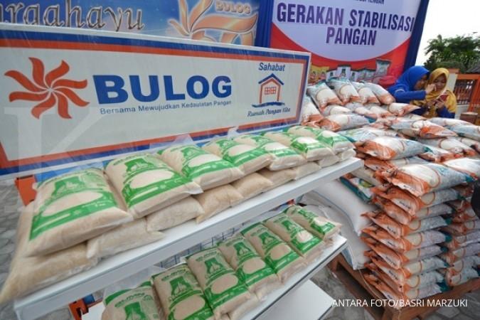 2018, Bulog akan serap beras komersial 700.000 ton