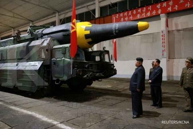 Korea Utara klaim sukses uji coba misil Minggu