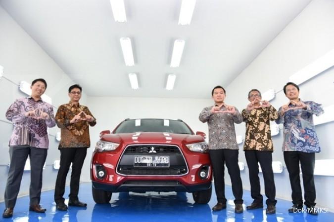 Mitsubishi buka fasilitas body repair di Makassar