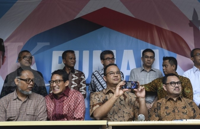 Anies-Sandi to provide paternity leave for fathers