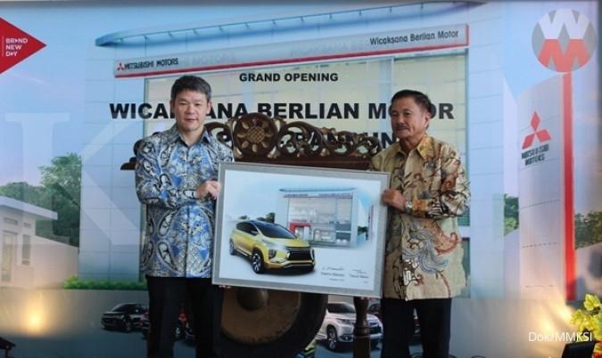 Mitsubishi ekspansi diler di Bandung