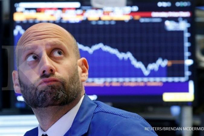 Wall Street coba bangkit pasca merosot kemarin