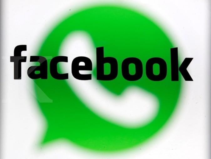 Facebook didenda Rp 2 T beri keterangan palsu