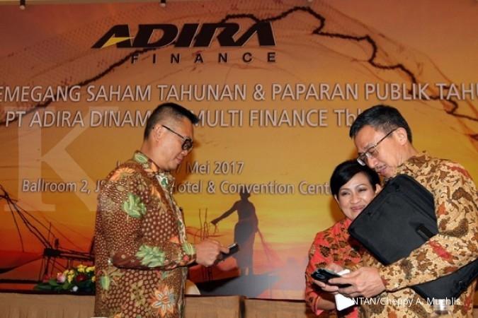 Adira Finance selesaikan PUB III Rp 8 triliun