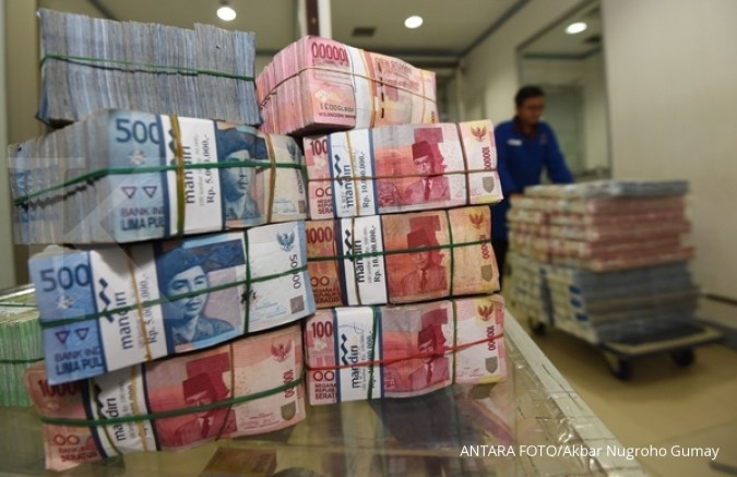 Reli rupiah disetop pemangkasan rating China