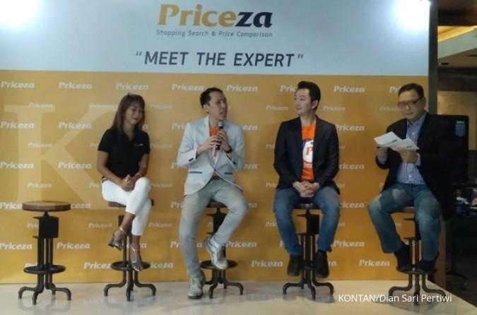 Priceza resmi meluncur di pasar online Indonesia