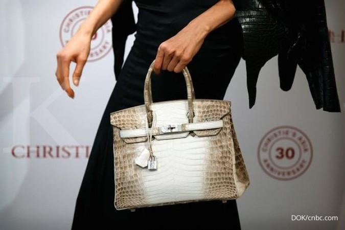 Beckham hadiahkan istri tas Hermès Rp 1,3 M
