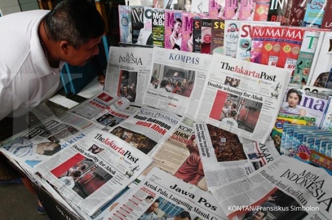 TMPO Perjuangan pembebasan pajak kertas koran masih tertahan di Kemenkeu