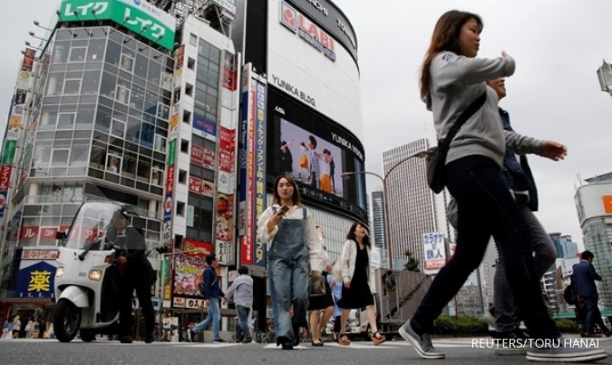 IMF: Pelonggaran moneter Jepang tak berubah