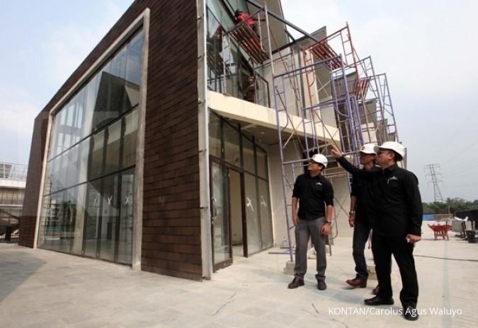 ADHI gandeng Bank Mandiri jual apartemen LRT City