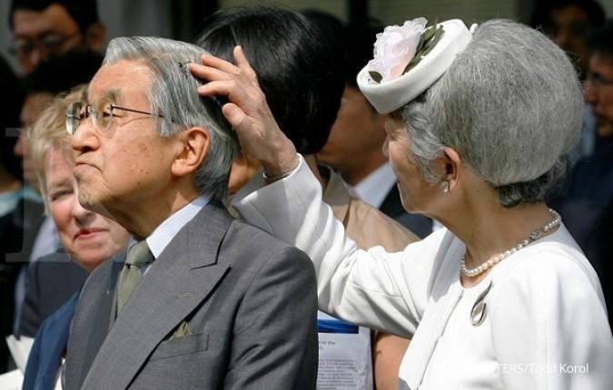 Setelah 200 tahun, Kaisar Akihito boleh mundur