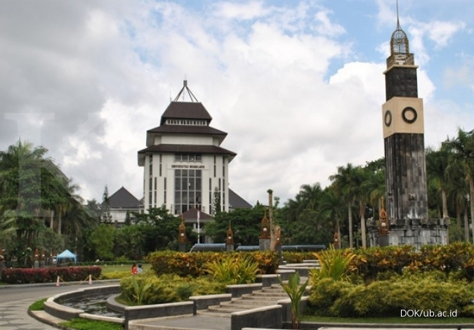 Perguruan Tinggi Pavorit Pilihan SNMPTN 2016 - Universitas Brawijaya (UB)