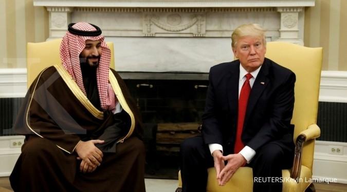 Trump kunjungi Arab Saudi, inilah agenda utamanya