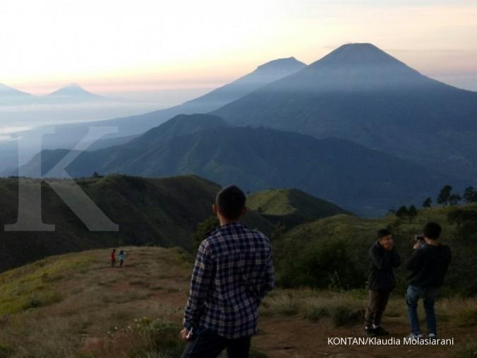 Destinasi gunung ini cocok bagi pendaki pemula
