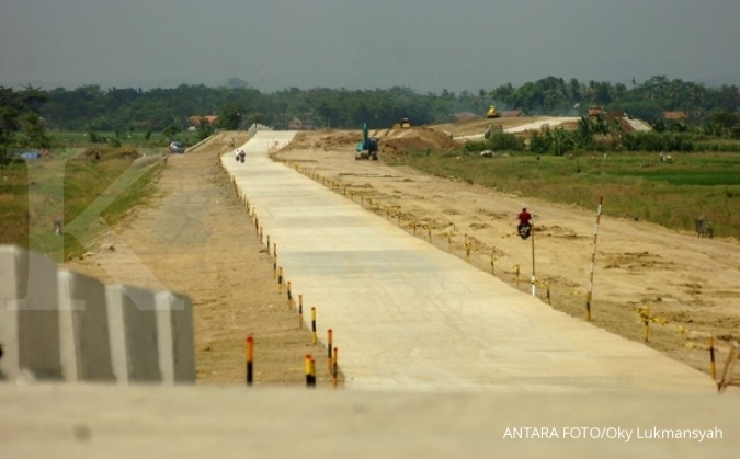 17 bank danai Tol Pemalang-Batang Rp 3,22 triliun