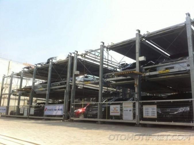 Kyokuto Indomobil jajaki penjualan mesin parkir