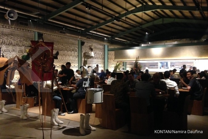 Potato Head buka restoran Kaum Jakarta di Menteng