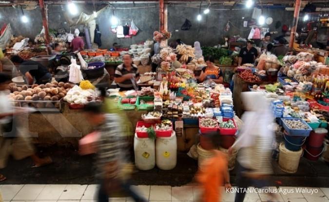 Alhamdulillah, harga pangan masih aman