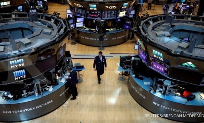 Wall Street dibuka naik dipicu harga minyak