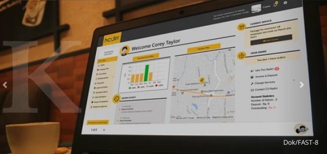 Startup Gadjian hadirkan sistem HRD lewat Hadirr