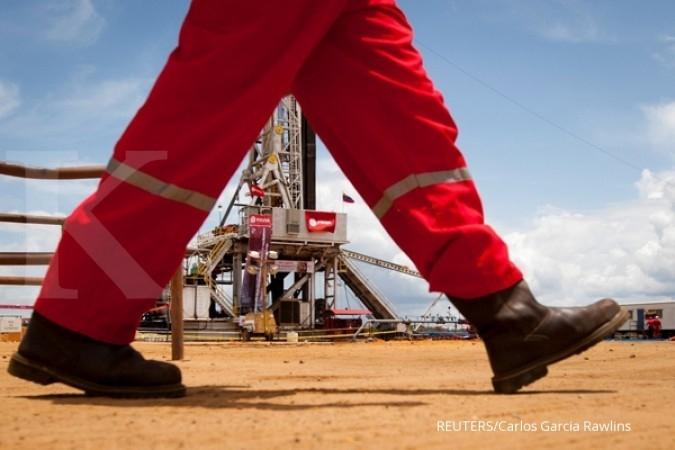 Harga minyak WTI terus jatuh di kisaran US$ 42