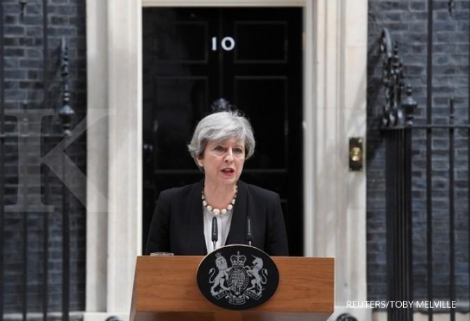 Inggris naikkan level ancaman terorisme