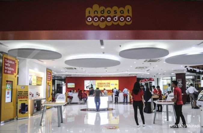 Indosat stop pengoperasikan situs belanja Cipika
