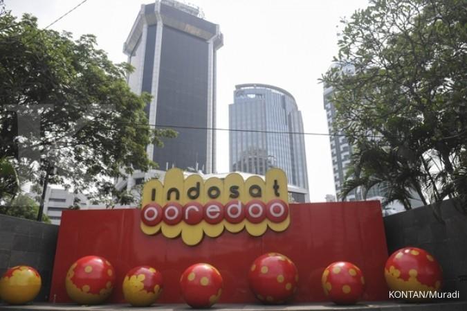 Laba bersih Indosat Ooredoo Naik 83%