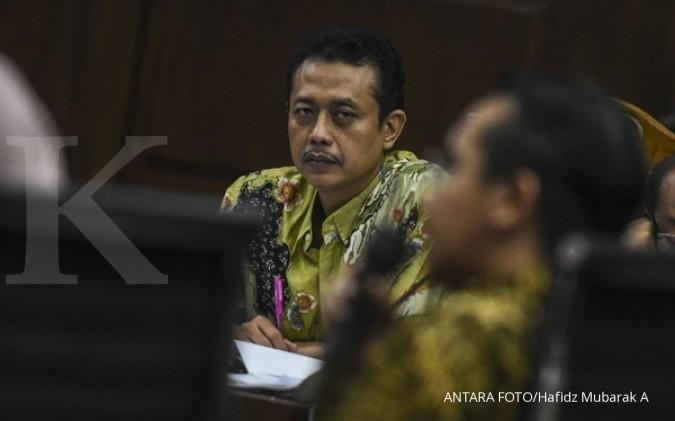 Hakim absen, vonis Handang Soekarno ditunda