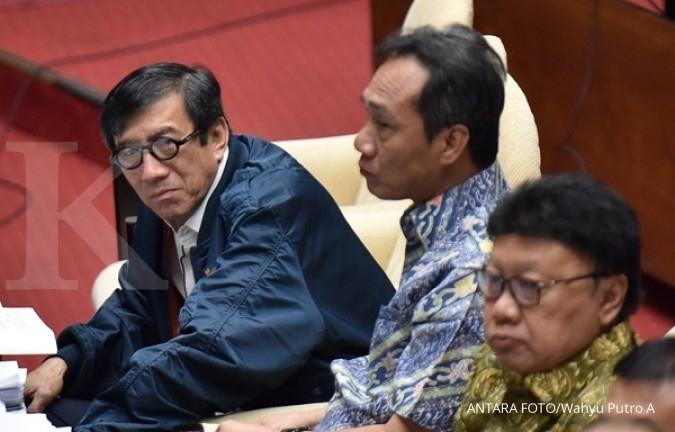 RUU Pemilu hilangkan calon presiden independen