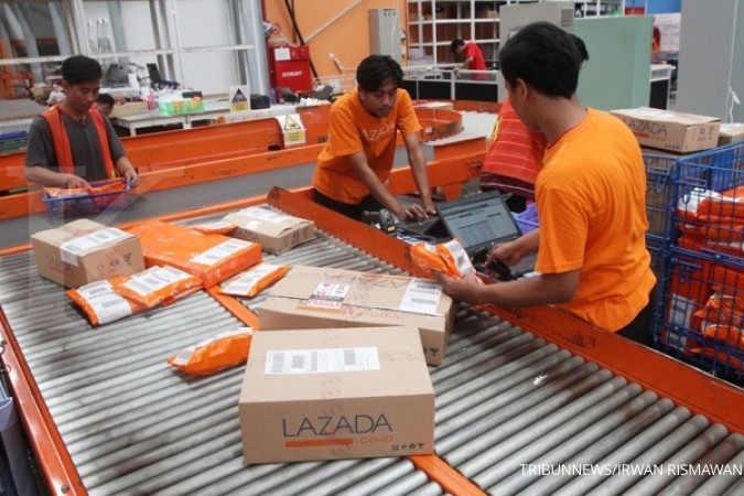 Lazada: Penjualan ponsel Rp 3 jutaan mulai tumbuh